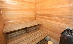 Community Steam Sauna at The Castle
